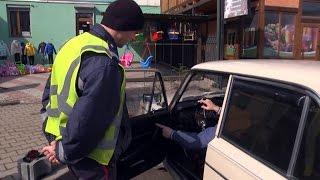 У Коломиї нахабніють водії, які паркуються будь-де