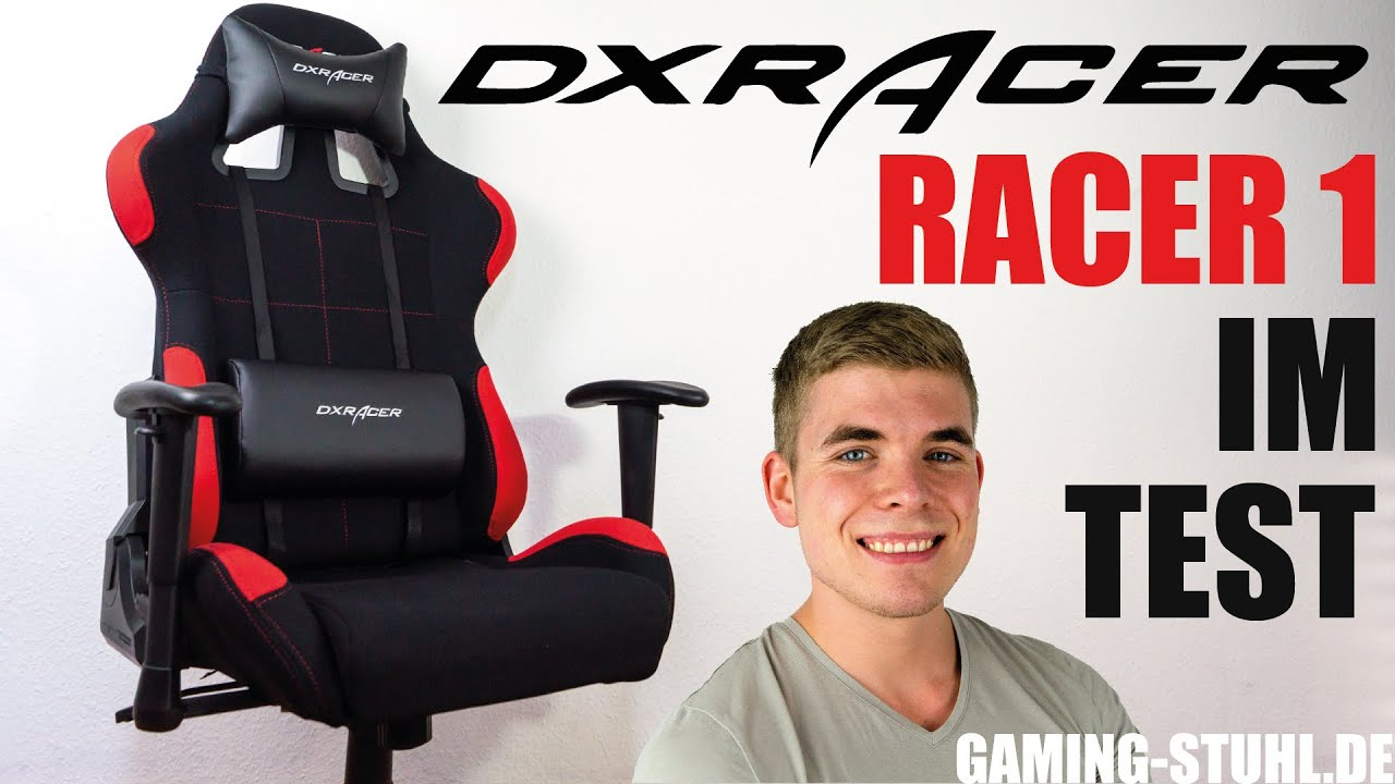 Dx Racer 1 Gaming Chair Review Goturback Gaming Chair