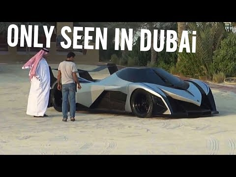Shocking Things Only Found In Dubai!!!  --  United Arab Emirates