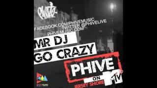 Phive - Mr. DJ (Jersey Shore Season 4 Episode 4, Pauly D Project Season 1 Episode 1)
