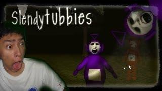 Slendytubbies // Los teletubbies nunca dieron tanto miedo !!!