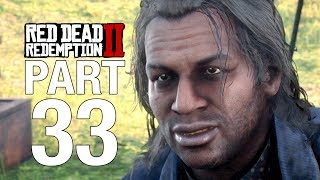 RED DEAD REDEMPTION 2 Full Walkthrough Part 33 [1080P HD XBOX One X] - No Commentary