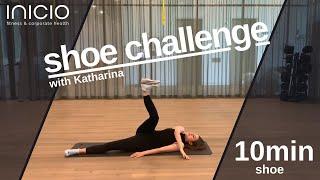 shoe challenge