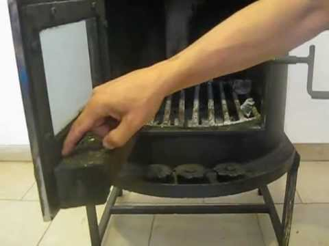 Home Made Wood Stove And Secondary Combustion Youtube