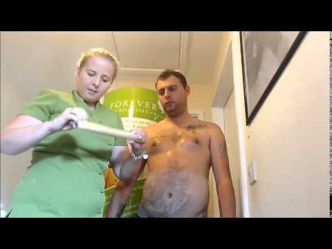 Forever Living Aloe Body Toning KIt Demonstration