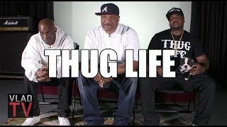 Thug Life on Biggie & 2Pac Doing 'Runnin',' Biggie to Rep Thug Life