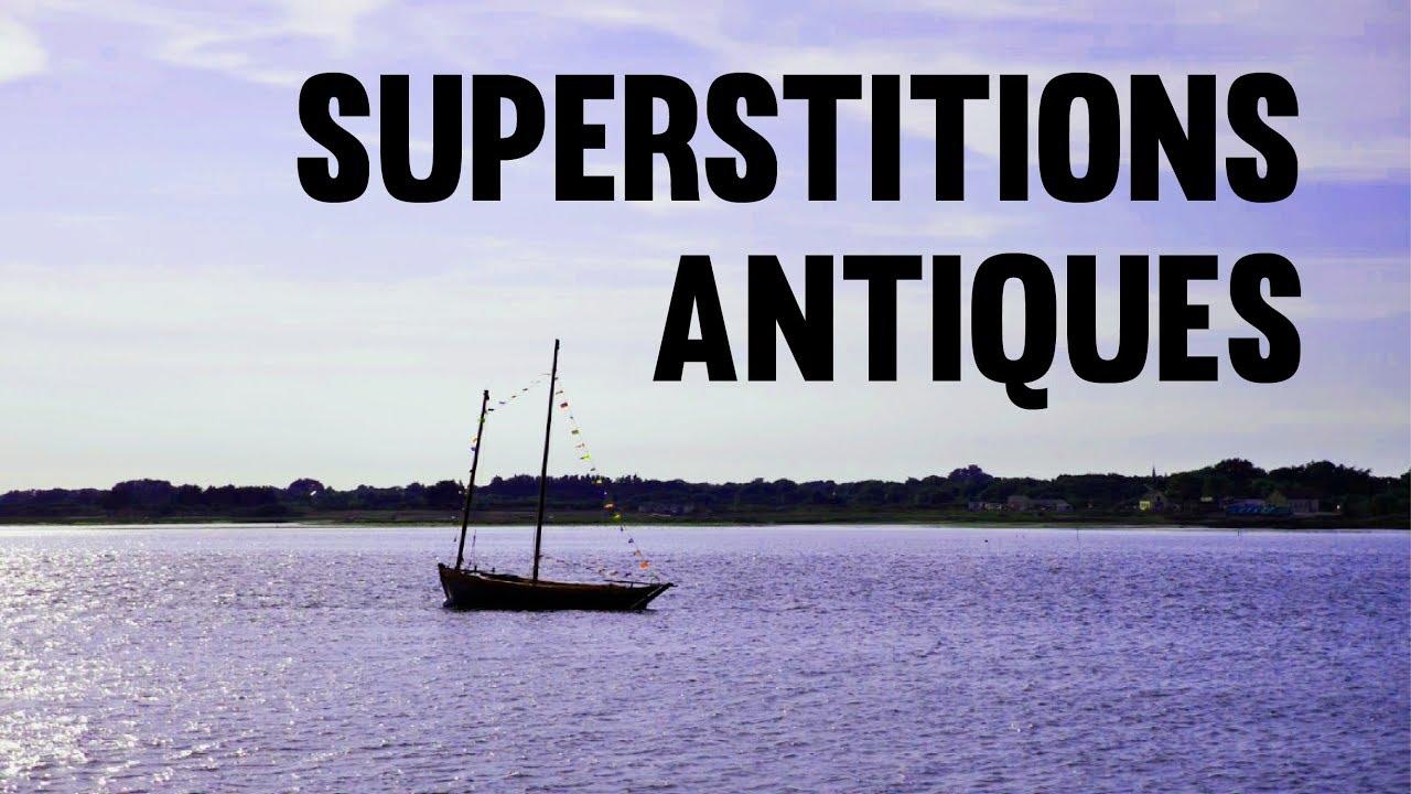 Les superstitions des marins antiques / La mn nécessaire # 8
