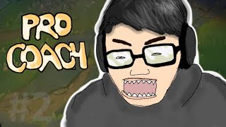 DaSticks Teemo coached by Pro Coach | Coaching with SeeEl #2