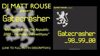 DJ Matt Rouse - Gatecrasher: GC_00