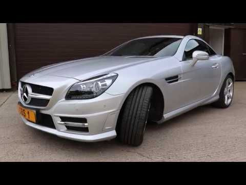 Mercedes SLK Integrated Reversing Camera | CBS Automotive