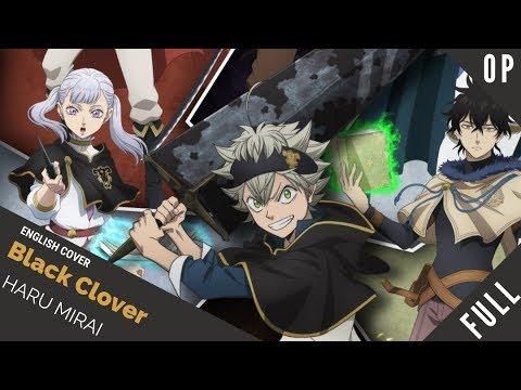 "Download 「English Cover」Black Clover OP 1 ""Haruka Mirai"" FULL VER. 『 ブラッククローバー』【Sam Luff】 - Studio Yuraki"