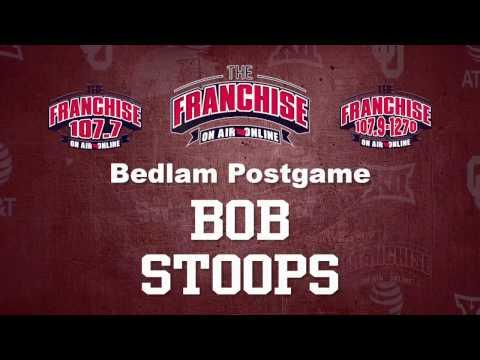 Bob Stoops Bedlam Postgame