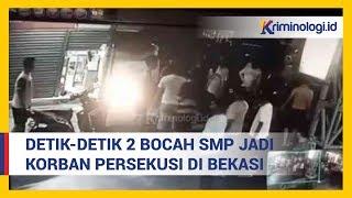 Berita Terbaru: Video Detik-Detik Bocah Jadi Korban Persekusi di Bekasi