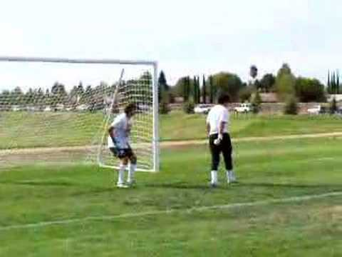 Soccer Goalie Tip: Be Bold on the Back Line