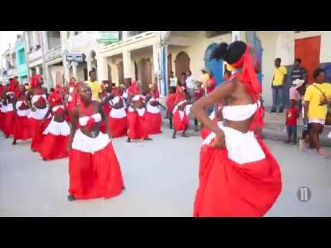 Le défilé du 2e, 3e jour du carnaval des Cayes
