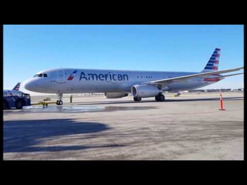 CABIN TOUR: American Airlines A321(SL) - 32B