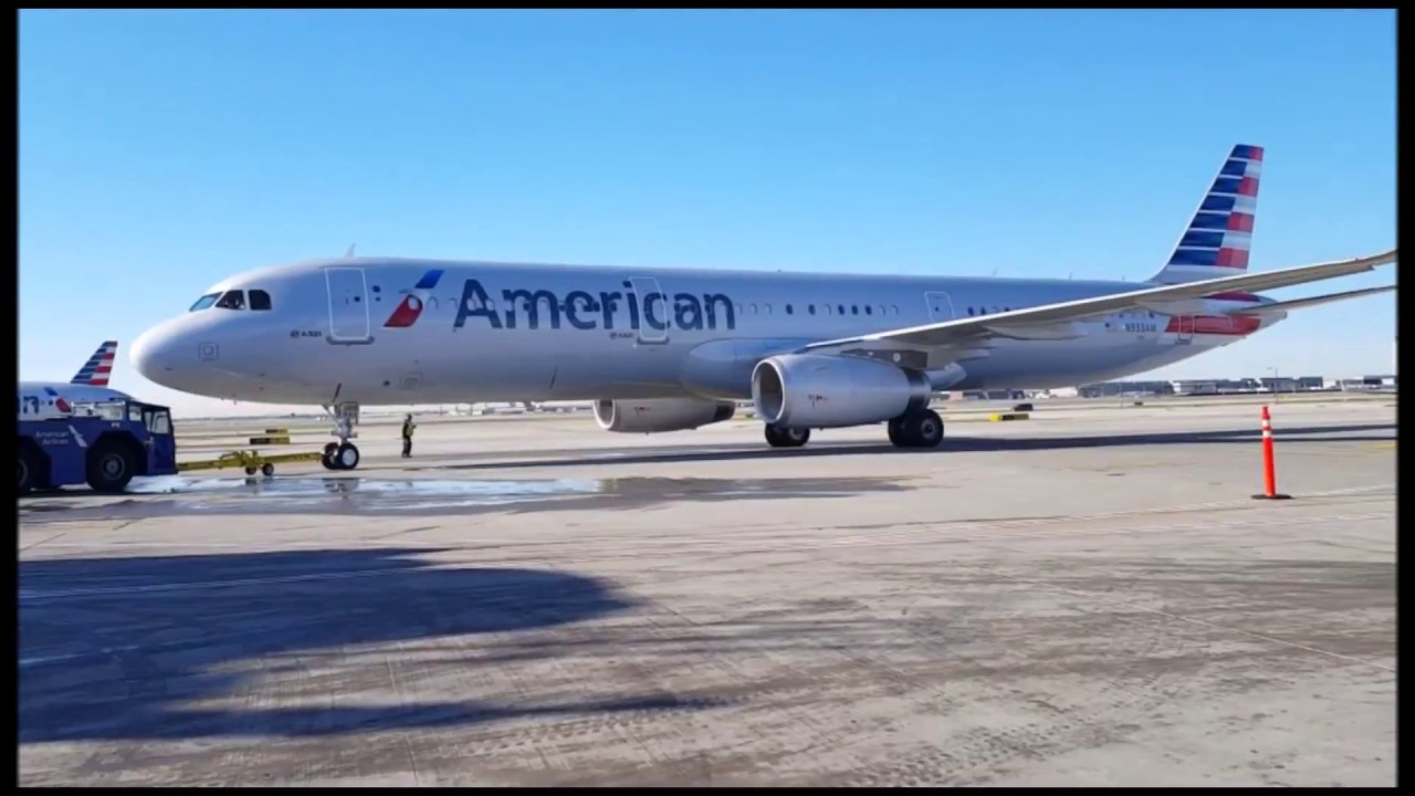 Cabin Tour American Airlines A321 Sl 32b Youtube
