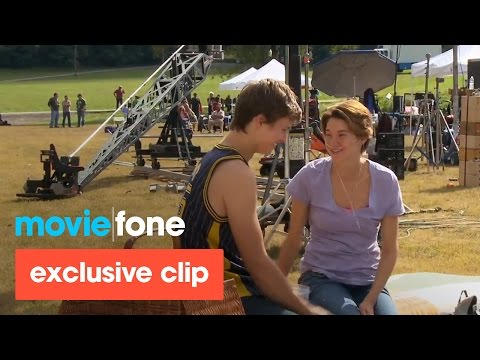 'The Fault In Our Stars' DVD Clip (2014): Shailene Woodley, Ansel Elgort