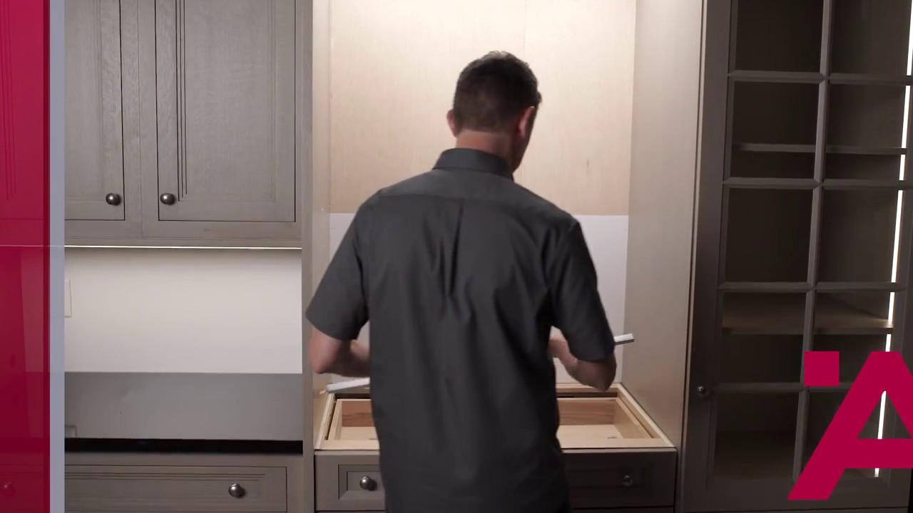 tips tricks to install hafele led lighting kitchensourcecom - Kitchen Source