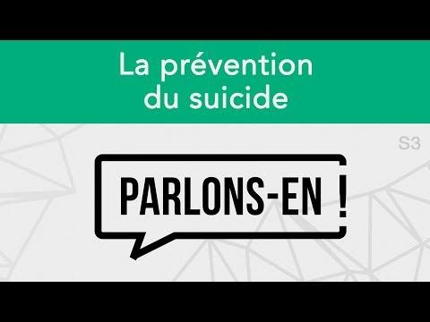 Parlons-en! ‒ La prévention du suicide
