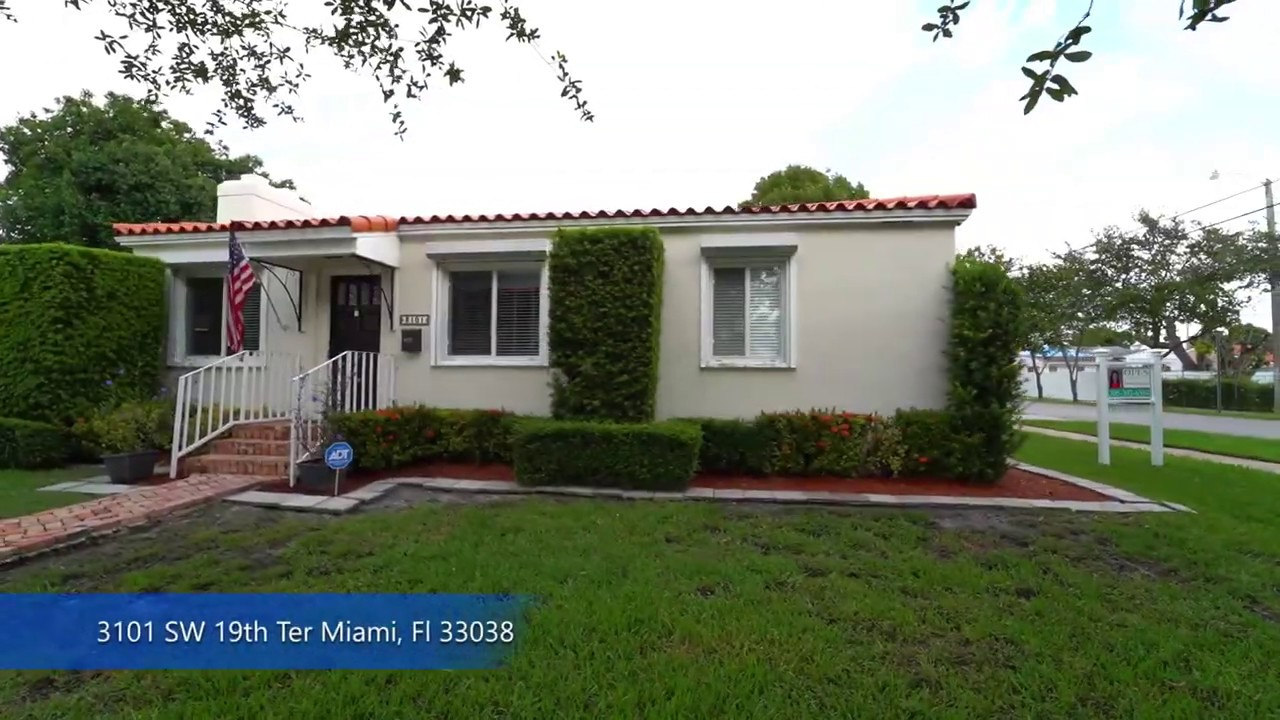 3101 SW 19th Ter updated home right outside Coral Gables!