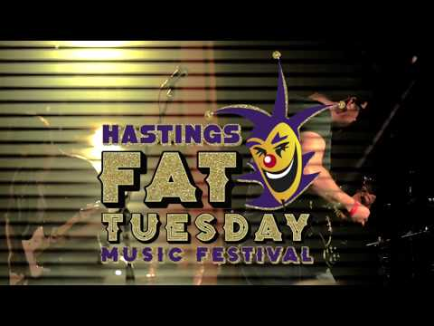 Jamie Smart - Hastings Fat Tuesday 2018