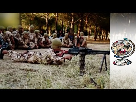 The Children Brainwashed To Become Jihadis