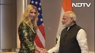 India Has A True Friend In The White House, Ivanka Trump Tells PM Modi