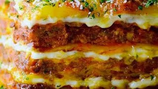 How to make a healthy lasagna - Healthy Recipes | South African YouTuber
