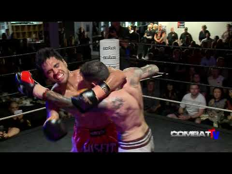 The Best Fight I Have Filmed This Year. This Is How We Play In NZ.
