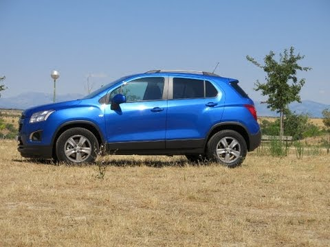 Chevrolet Trax. Prueba Portalcoches.net