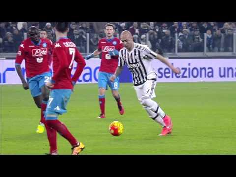 Juventus - serie a tim 2015/16 champions
