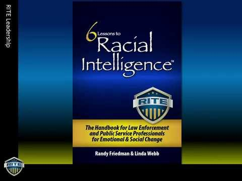 Racial Intelligence Officer Wellness - Law Enforcement, Corrections, Fire, City - EI + SI = RI