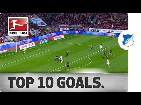 Top 10 Goals - Hoffenheim