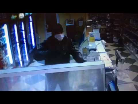 Вооруженный налет на магазин в Улан-Удэ