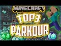 Top 3 Minecraft Parkour Servers