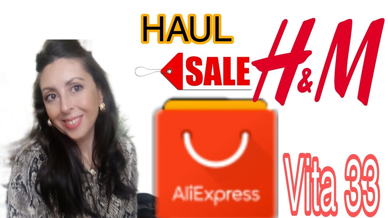HAUL |  COMPRAS ACUMULADAS, HAUL RANDOM, ALIEXPRESS, H&M CECOTEC, ETC, febrero de 2021