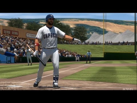 MLB The Show 18 - Round Rock Express vs Texas Rangers - Gameplay (PS4 HD) [1080p60FPS]