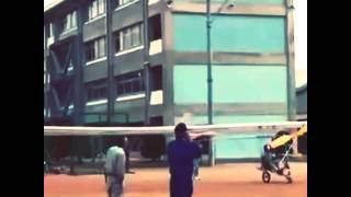 東岡山工業高校 人力飛行機