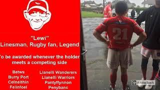 Llanelli Warriors season review 2018 2019 part 1