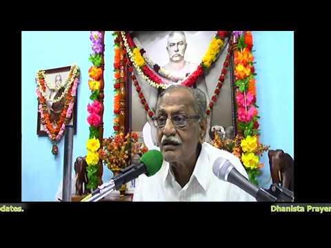 Discourse by Sri VinayaBhushan Rao Garu & Sri Purushotham  Garu on  11th April, 2018 - Dhanista