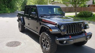 My New Ride - Jeep Gladiator Rubicon