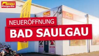 RENTAS Mietgeräte: Bad Saulgau Eröffnung