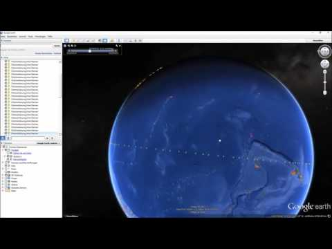Mysterious Ice Wall on Google Earth - Another Proof for a Flat Earth ?