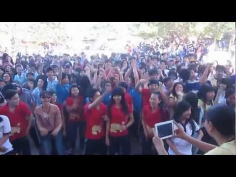 Gangnam Style [THPT Nguyễn Hùng Sơn]