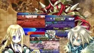 DS Yggdra Union -Seiken Buyuuden- Trailer
