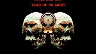 "MARS RED SKY / YEAR OF NO LIGHT - Green Rune White Totem (Split EP 12"" - 2012)"