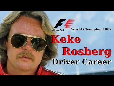 Keke Rosberg  Driver Career.