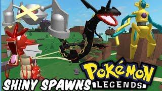Roblox | Pokemon Đi Bắt Người | Pokemon Legends 2 | MinhMaMa