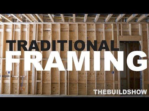 Traditional Framing -